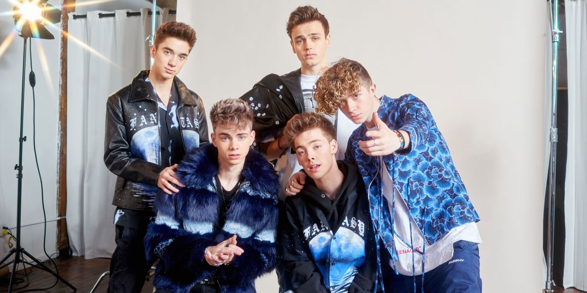 Why Don't We Is the Next Generation's All-American Boy Band