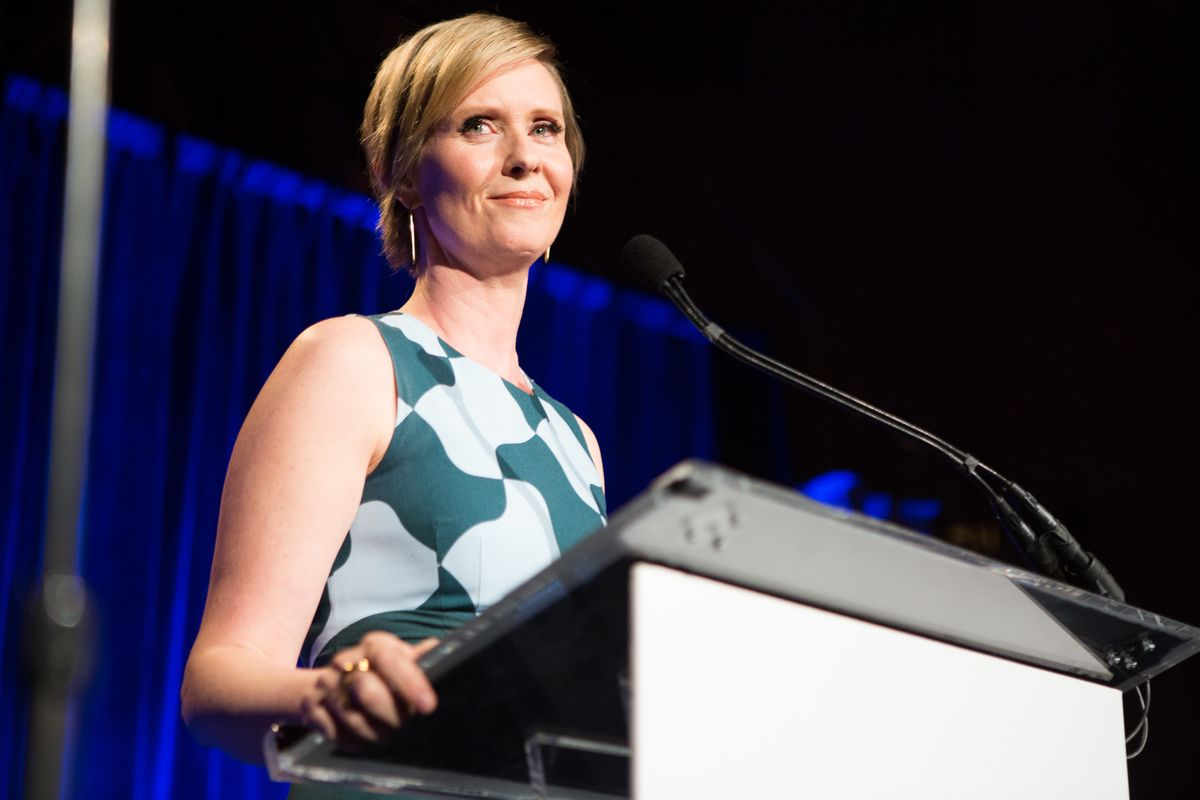 Cynthia Nixon Lost the Democratic Ballot, But Is In It For the Long Haul