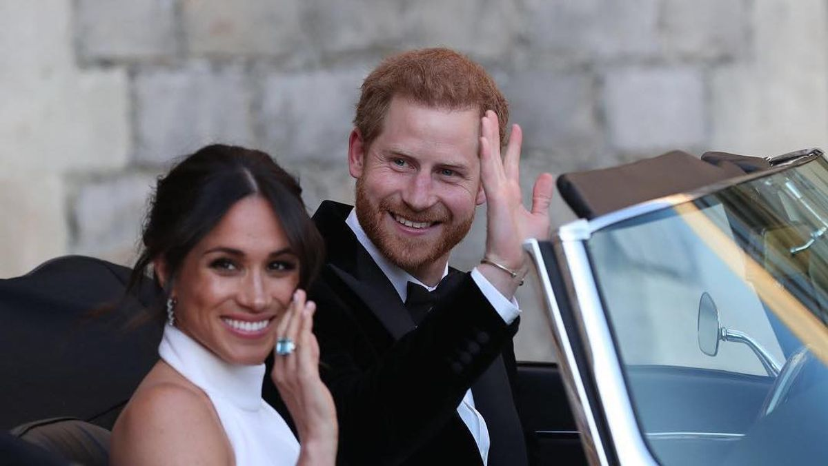 10 Unforgettable Moments From Meghan And Harry's Royal Wedding