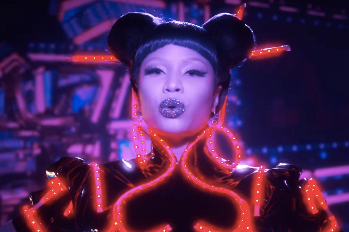 Nicki Minaj Is Making Us Wait Longer for Her Regal Return
