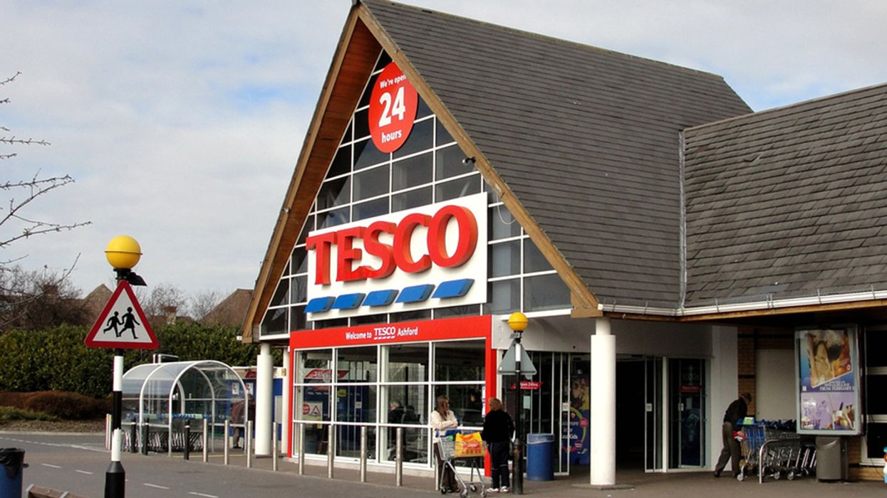 UK's Largest Grocer Takes on Food and Plastic Waste