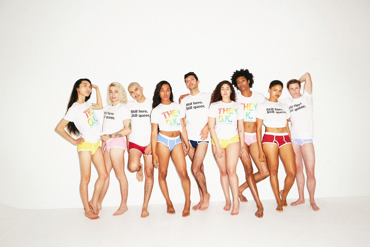 American Apparel Releases New Collection in Time for Pride