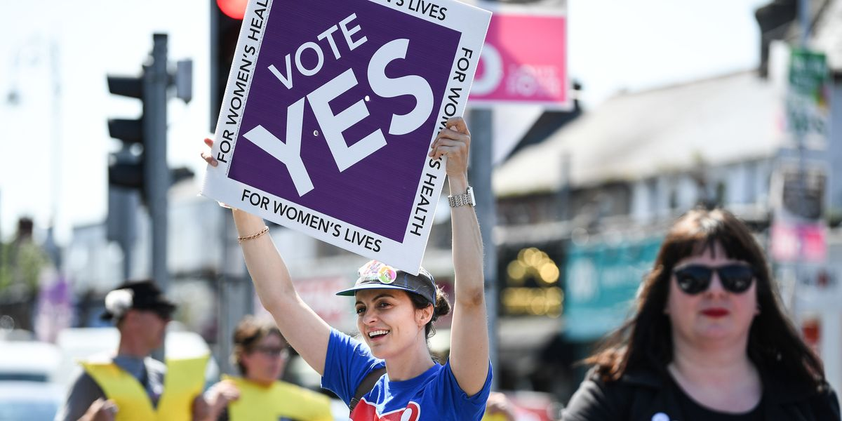 Ireland Poised to Legalize Abortion