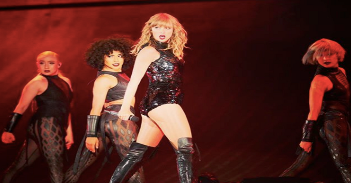 If Taylor Swift Is Considered 'Fat,' WELP, That's The End Of Body Positivity