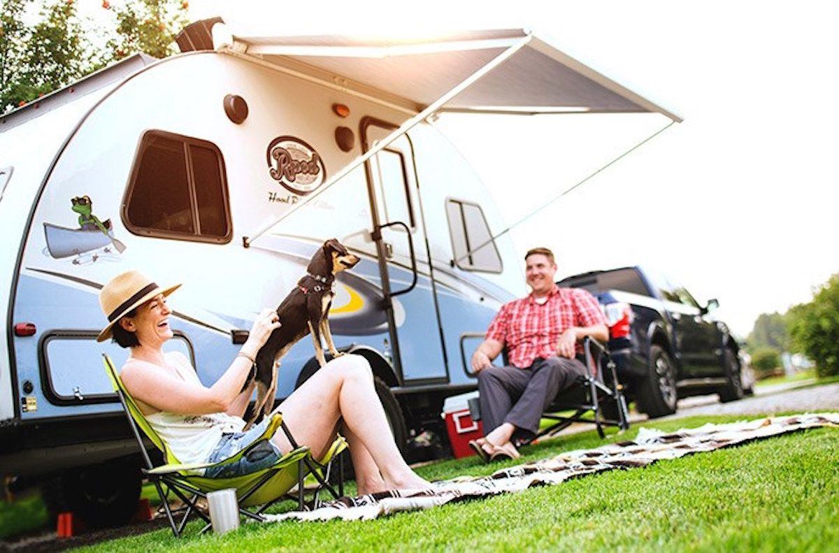 How to Find a Great Campground for your Next Trip