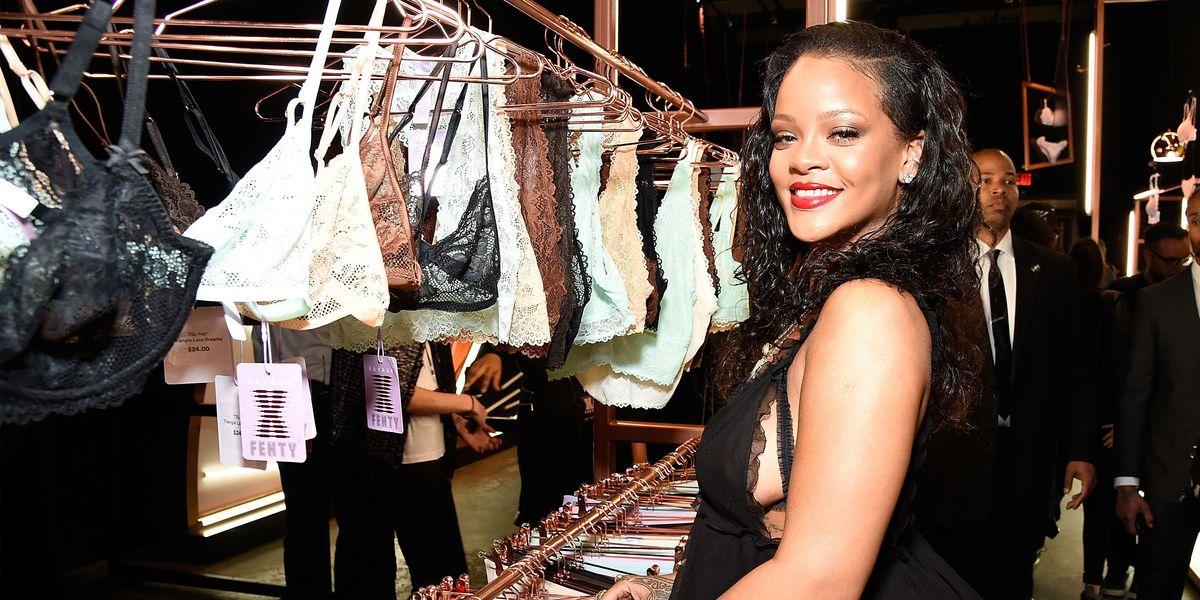 Rihanna Promises to Increase the Range of Savage x Fenty Lingerie Sizes