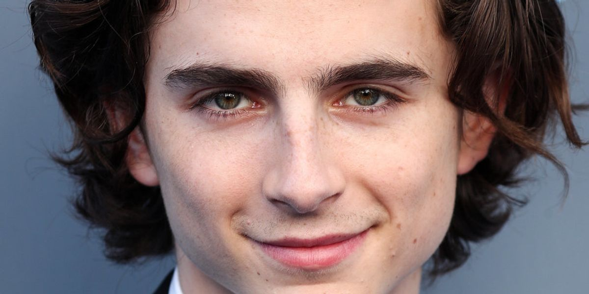 Wear Your Love For Timothée Chalamet with 'Chalamet and Chill' Tees