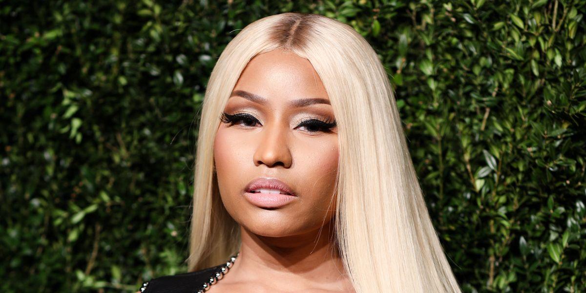 Is Nicki Minaj Working On a Movie With Tina Fey?
