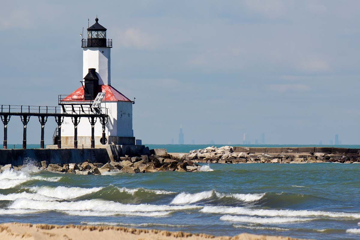 11 Facts About The Great Lake Of Michigan