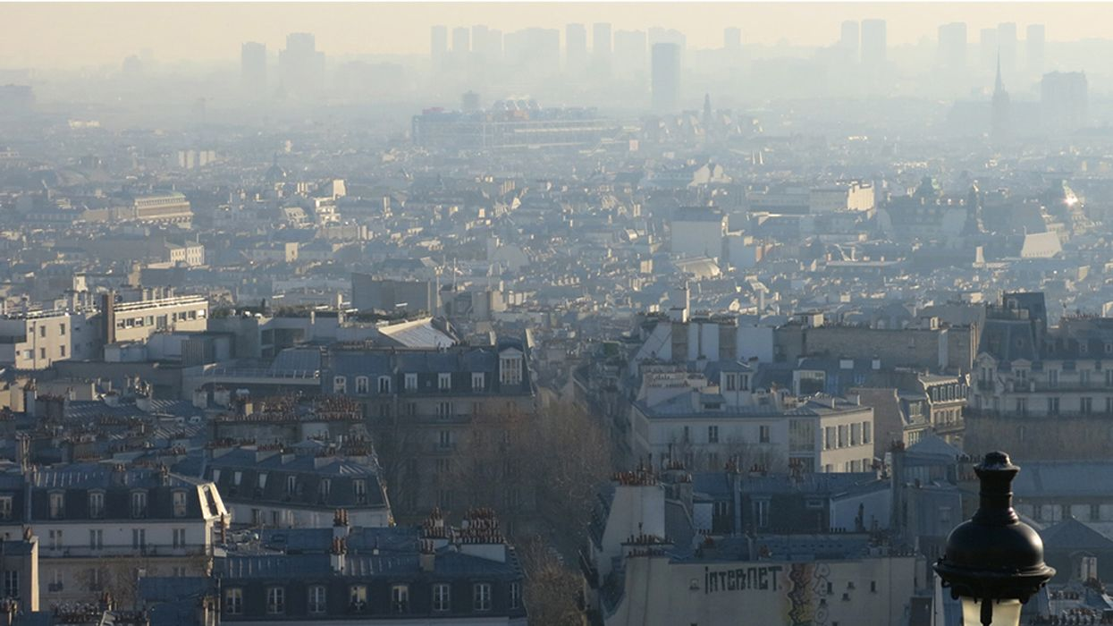 Six European Countries Could Face Multi-Million Euro Fines Over Air Pollution