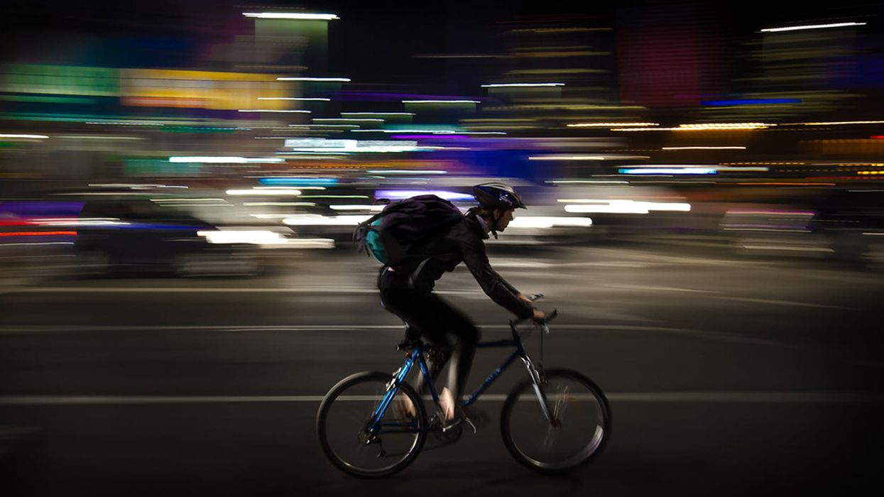 Self-Driving Cars Don't See Cyclists Either