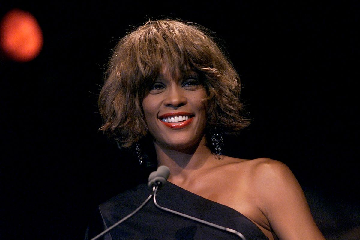 Whitney Houston Doc Reveals Childhood Sexual Abuse