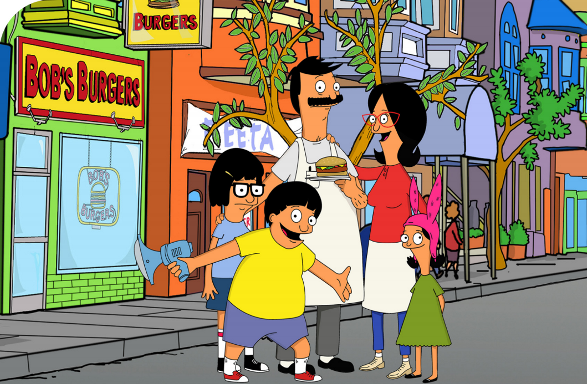 The Zodiac Signs As Characters From 'Bob's Burgers'