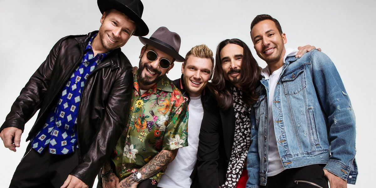 The Backstreet Boys Are Forever