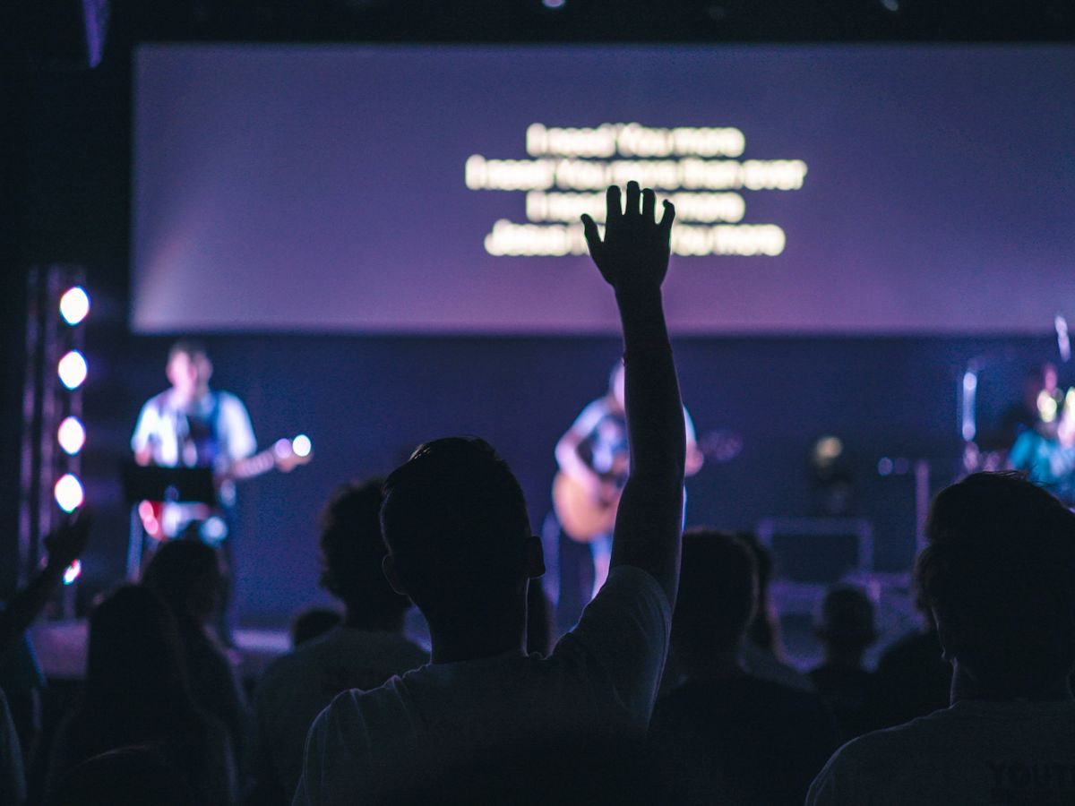 30 Must-Have Worship Songs For When You Want To Give God The Aux