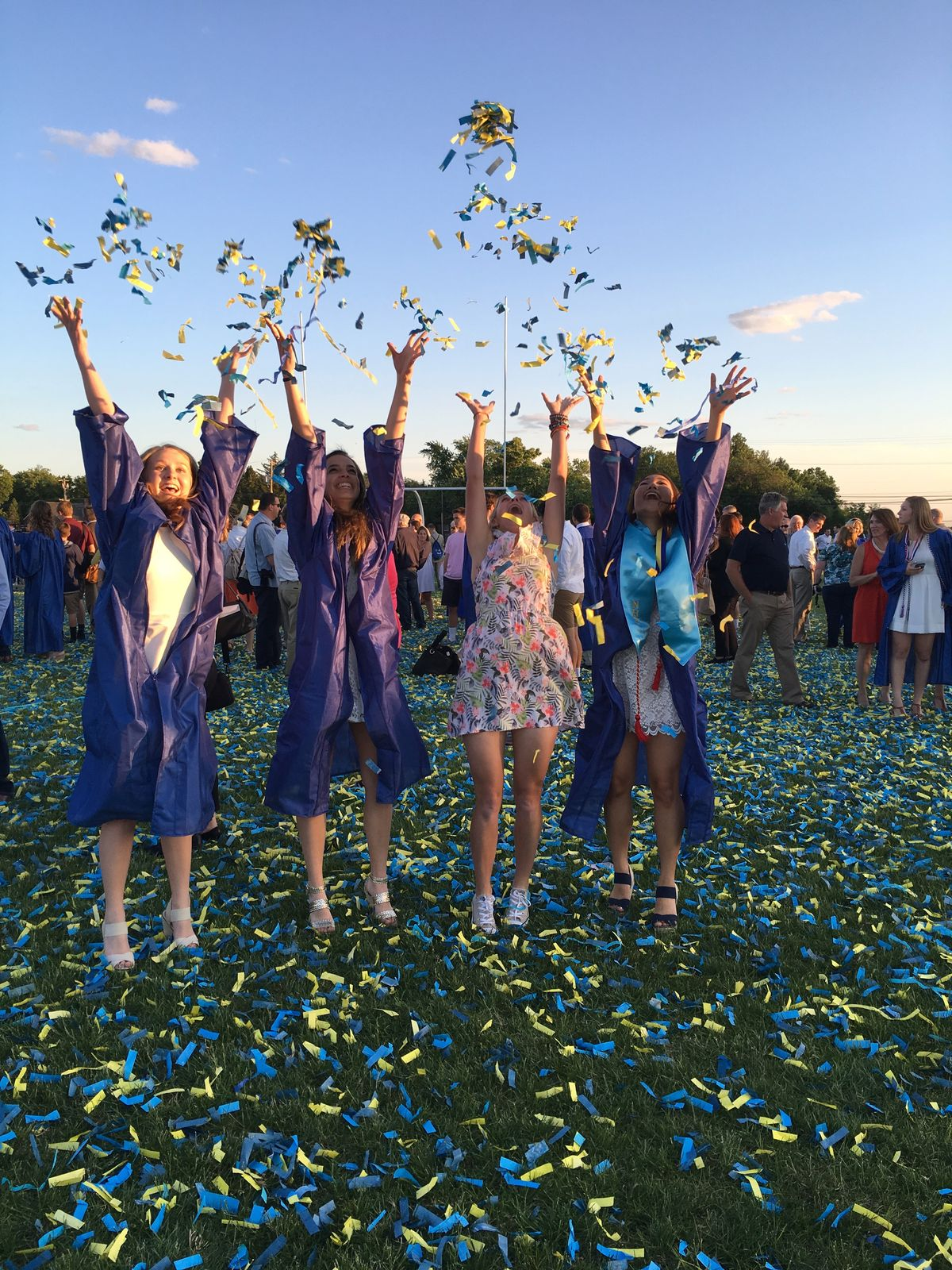 Looking Forward To and Beyond Your High School Graduation