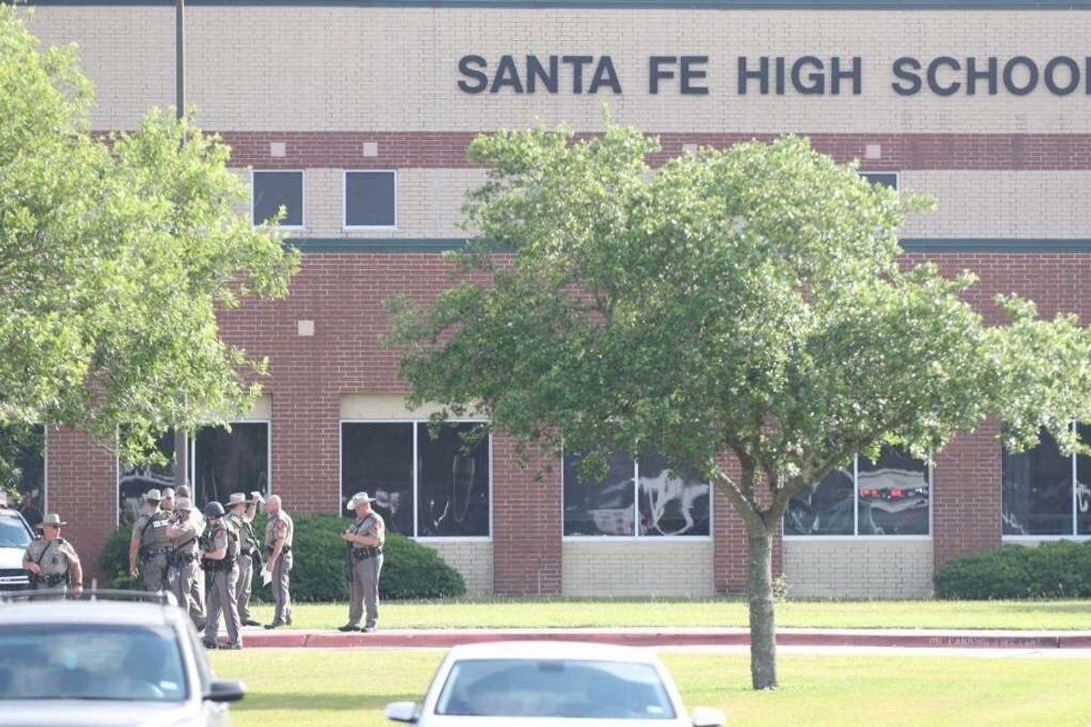 At Least 8 People Dead in Santa Fe High School Shooting