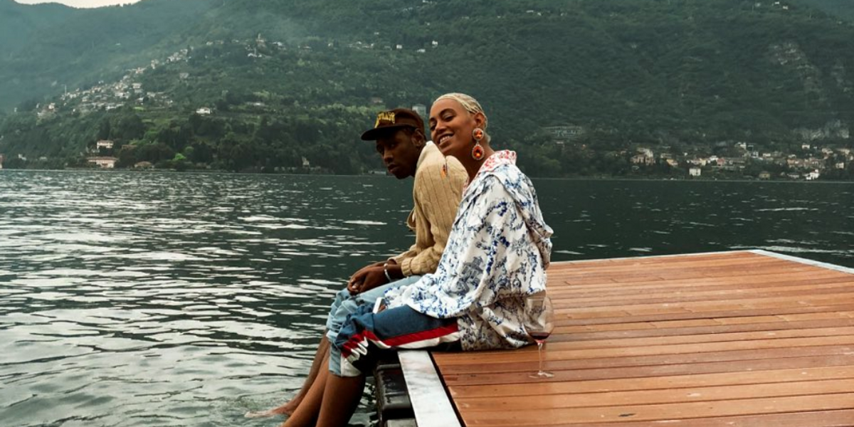 What Are Solange And Tyler, The Creator Up To?