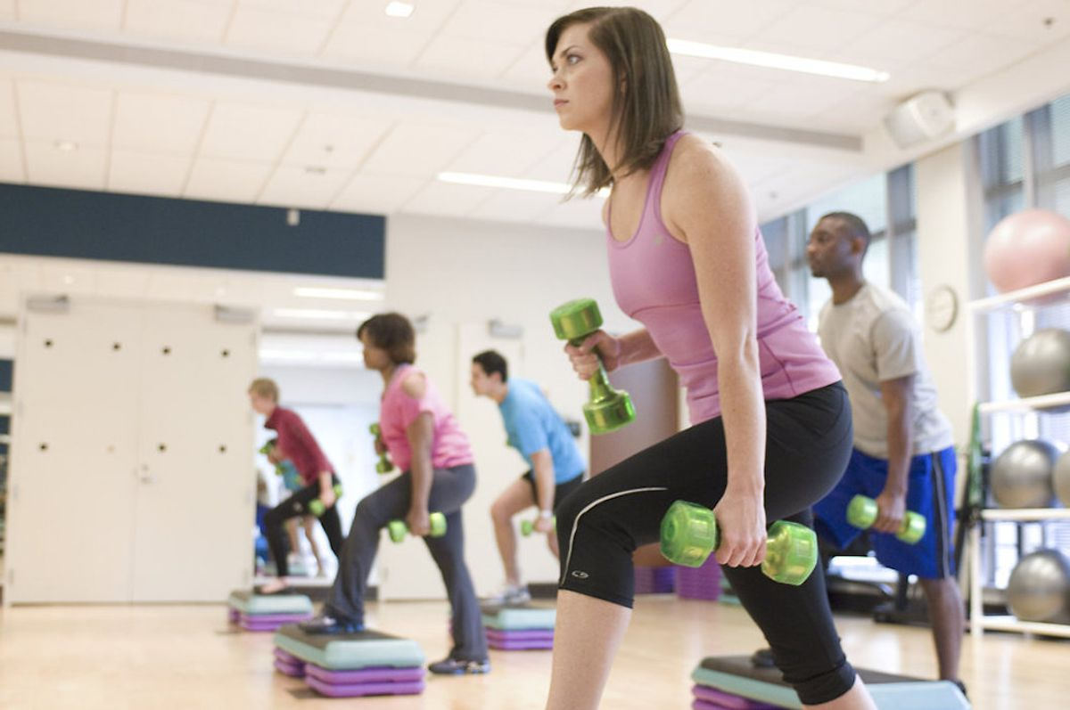 I'm The Girl Who Has Always Hated Physical Activity, But I Want To Love It
