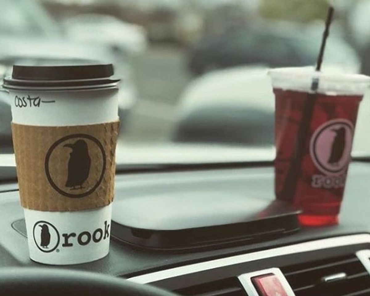 7 Things Every Rook Coffee Addict Knows To Be True
