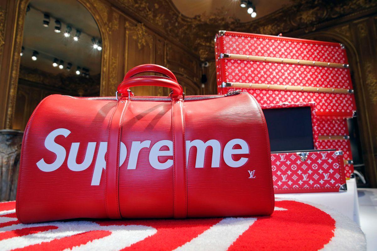 Supreme Earns $1 Million in Sales at Paris Auction