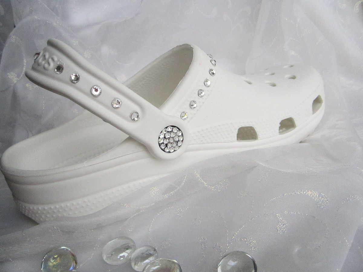 I Would Totally Wear Crocs At My Own Wedding, Cold Feet Be Damned
