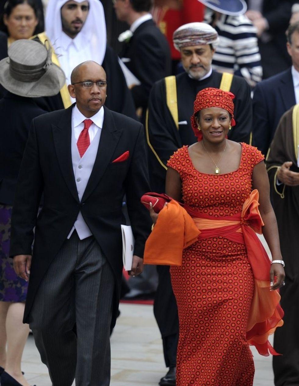 Lesotho seeiso princess mabereng of Lesotho Royal