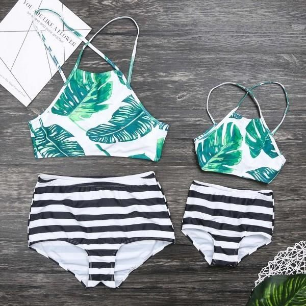 1ccb45feae 13 mommy + me swimsuits to rock all summer long ☀ - Motherly