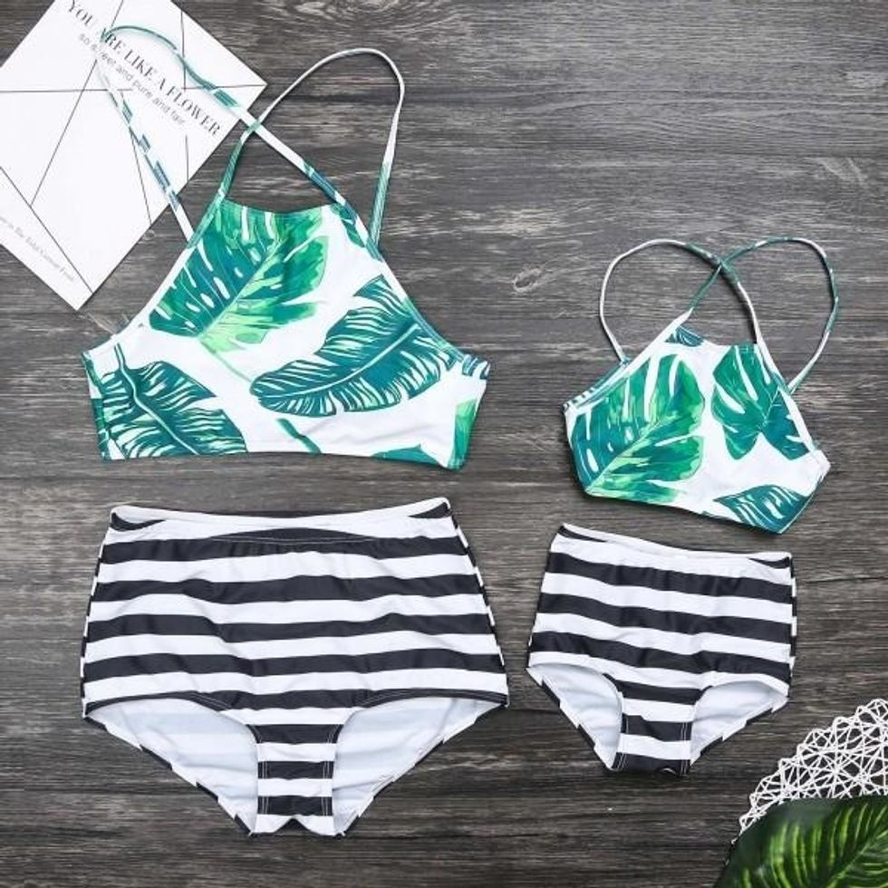 8027631d5 13 mommy + me swimsuits to rock all summer long ☀ - Motherly