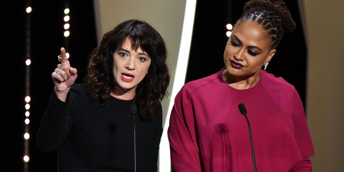 Asia Argento Addresses Industry Abusers at Cannes: 'We Know Who You Are'