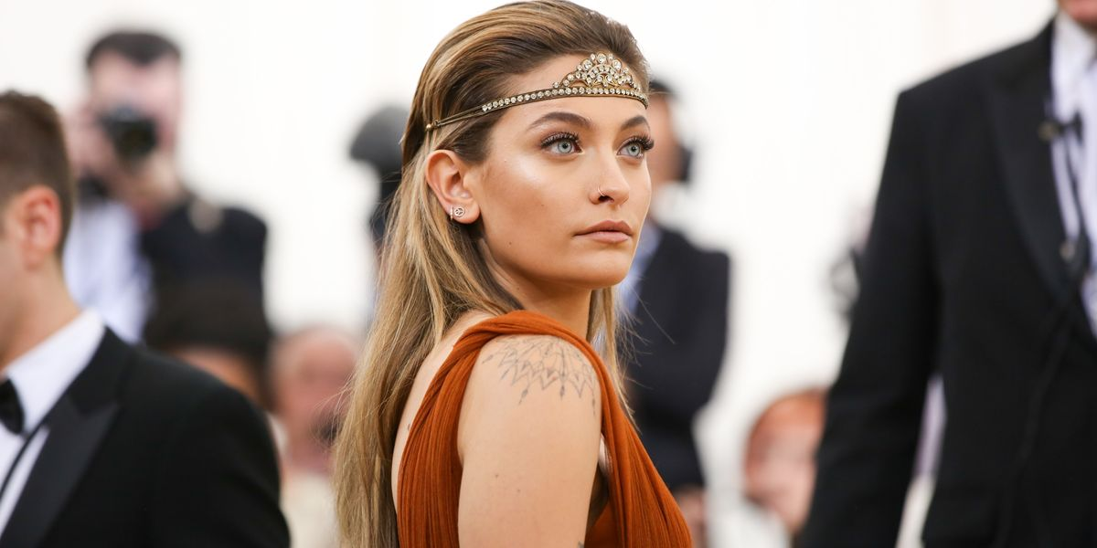 Paris Jackson Says She Wasn't Invited to the Billboard Music Awards