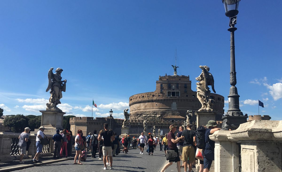 4 Things You Learn After Spending A Week In Rome