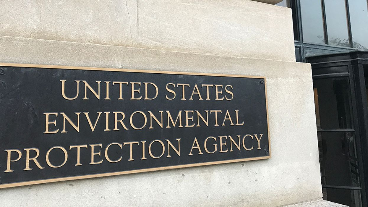 EPA Guard Shoves Reporter, Multiple News Outlets Blocked From Water Pollution Event