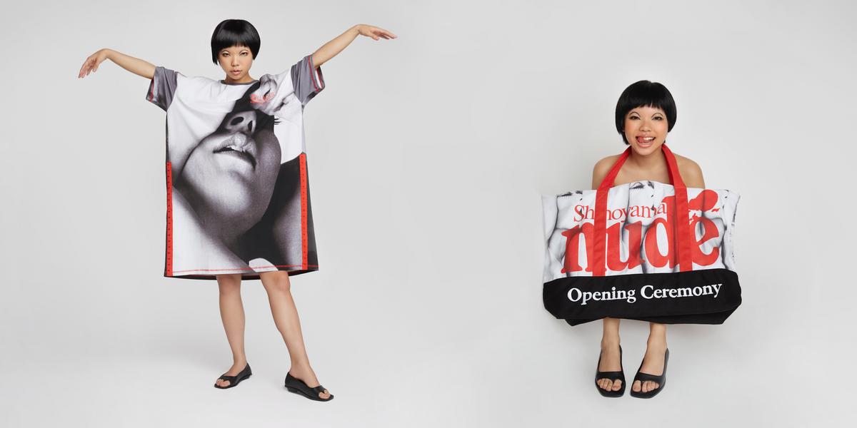 Opening Ceremony Brings Kishin Shinoyama's Provocative Photos to Life