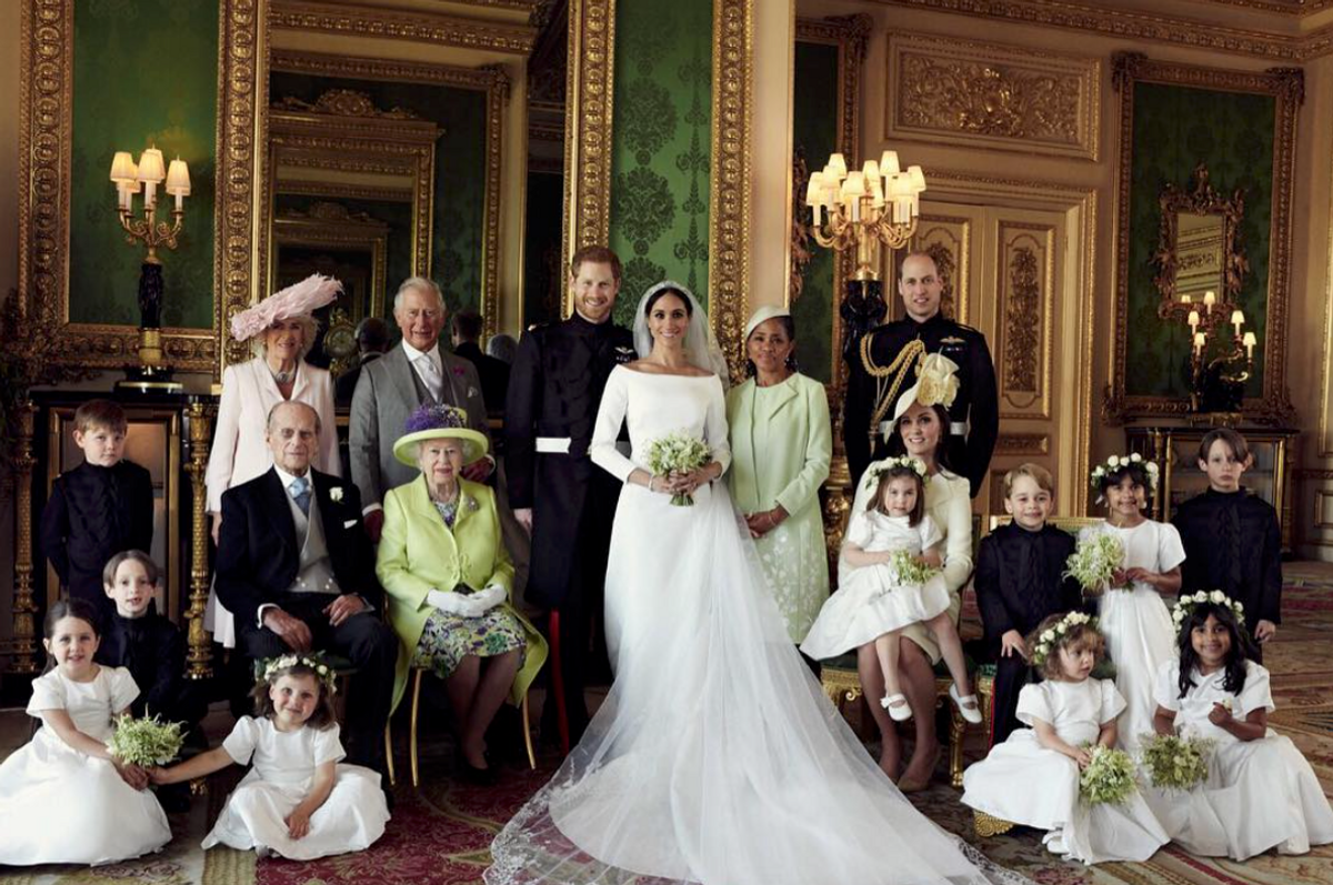 Top 10 Moments From The Royal Wedding
