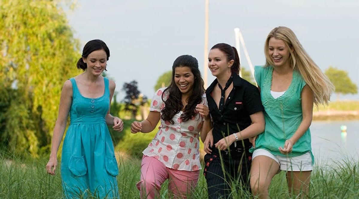 20 'The Sisterhood Of The Traveling Pants' Quotes That Apply To Every Girl's 20s