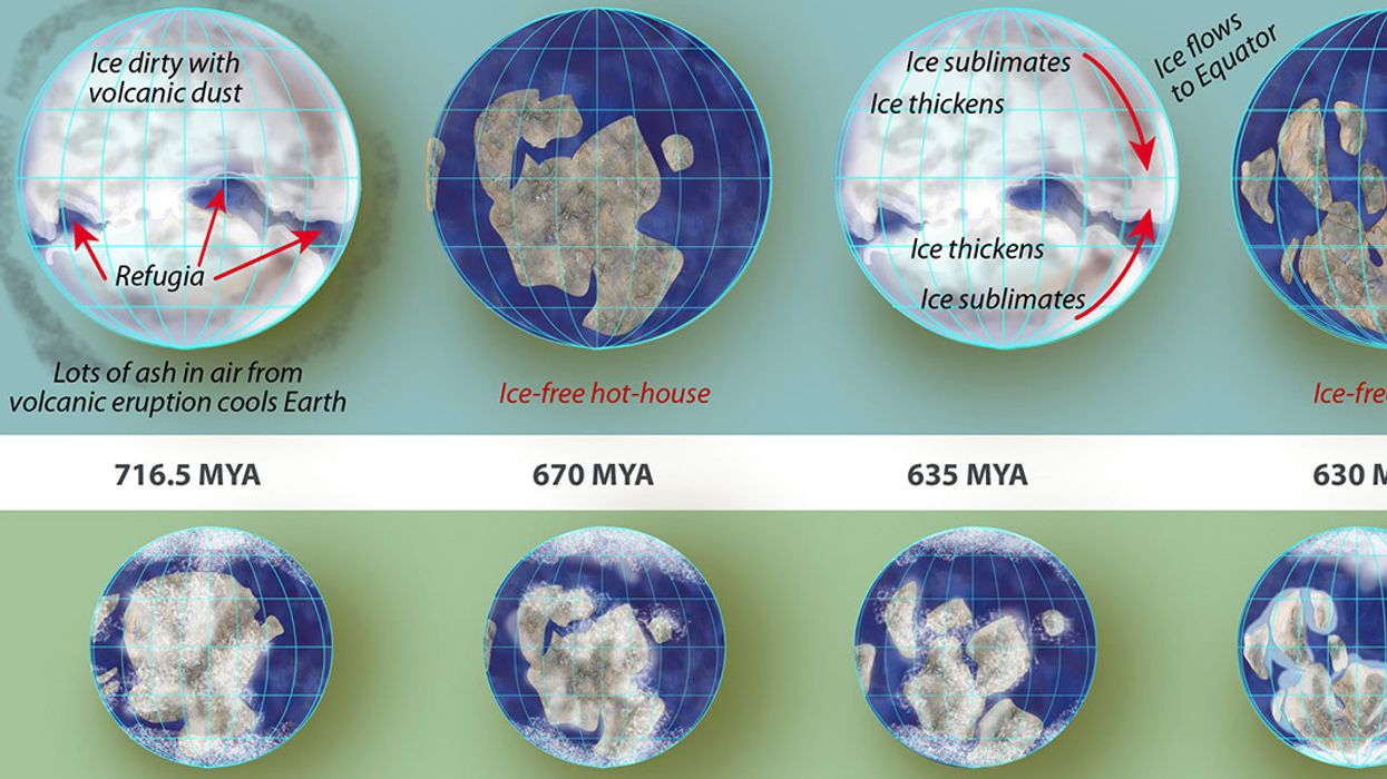 Earth's Shifting Crust Linked to Climate Change, Scientists Propose