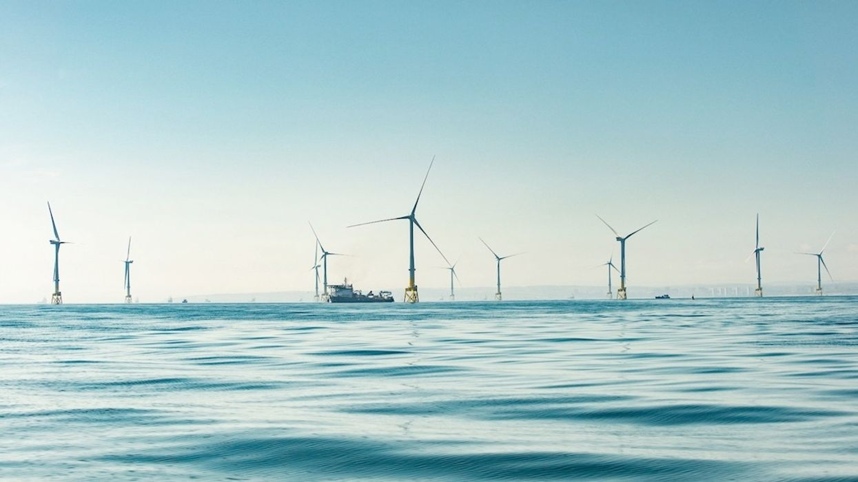 11 Turbines Successfully Installed at Wind Farm Trump Tried to Block