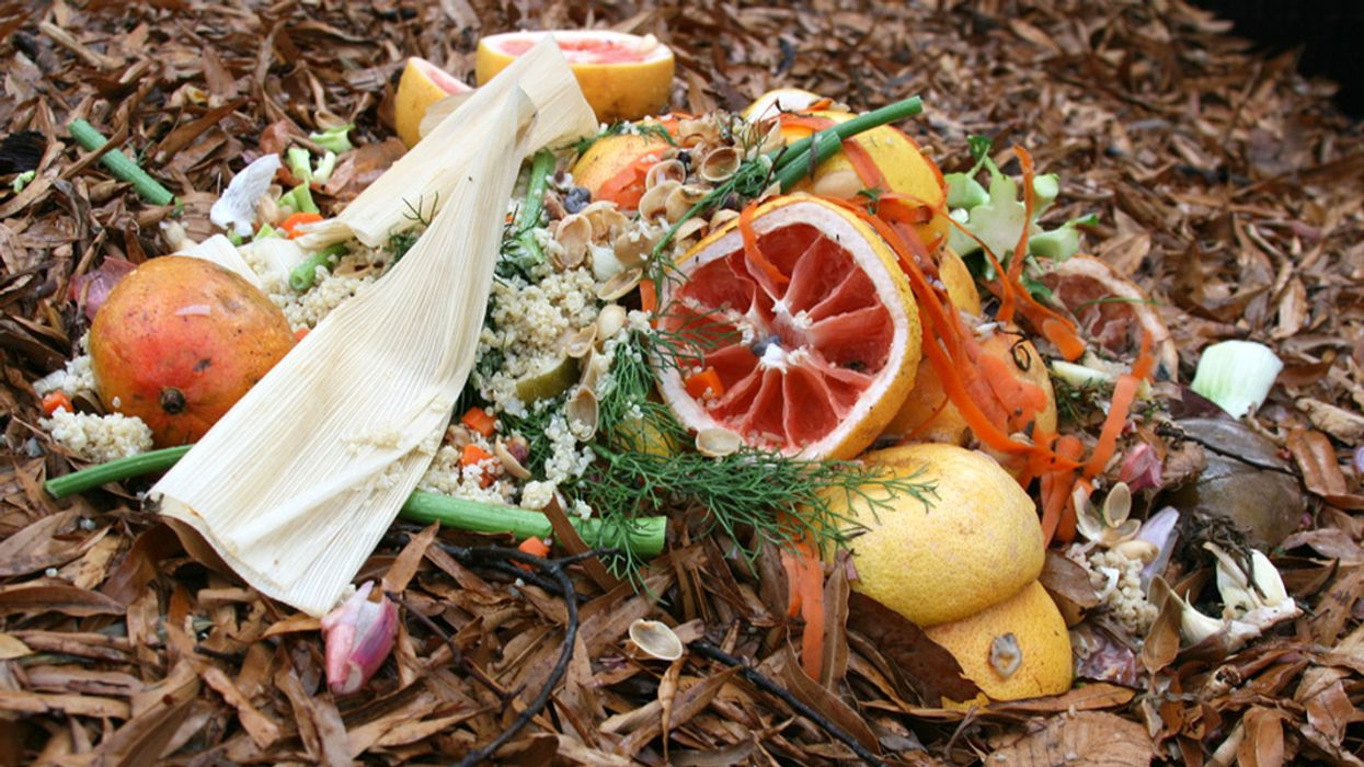 Solution: How to Build a Three-Bin Compost System