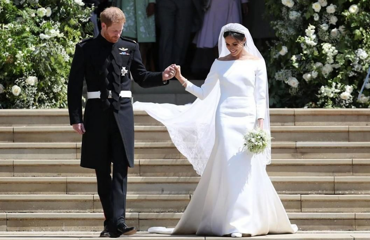 10 Best Moments From The Royal Wedding