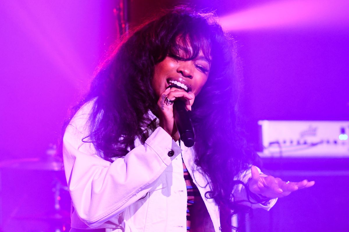 SZA Says Her Voice Is 'Permanently Damaged'