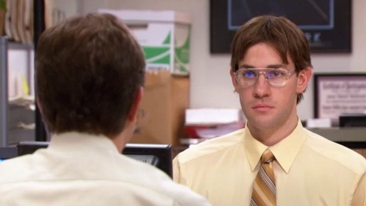 If These 17 Jim Vs. Dwight Pranks Declared Their Own College Majors