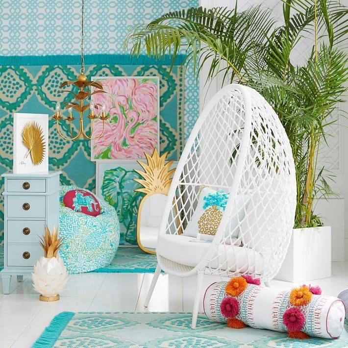 cd22d1db4ffab5 We want *everything* from the Lilly Pulitzer + Pottery Barn collab ...