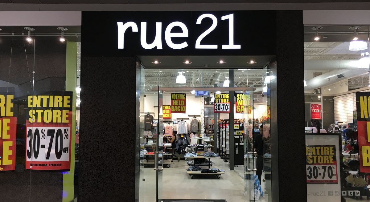 21 Songs You Know Way TOO Well If You Worked Or Shopped At Rue21