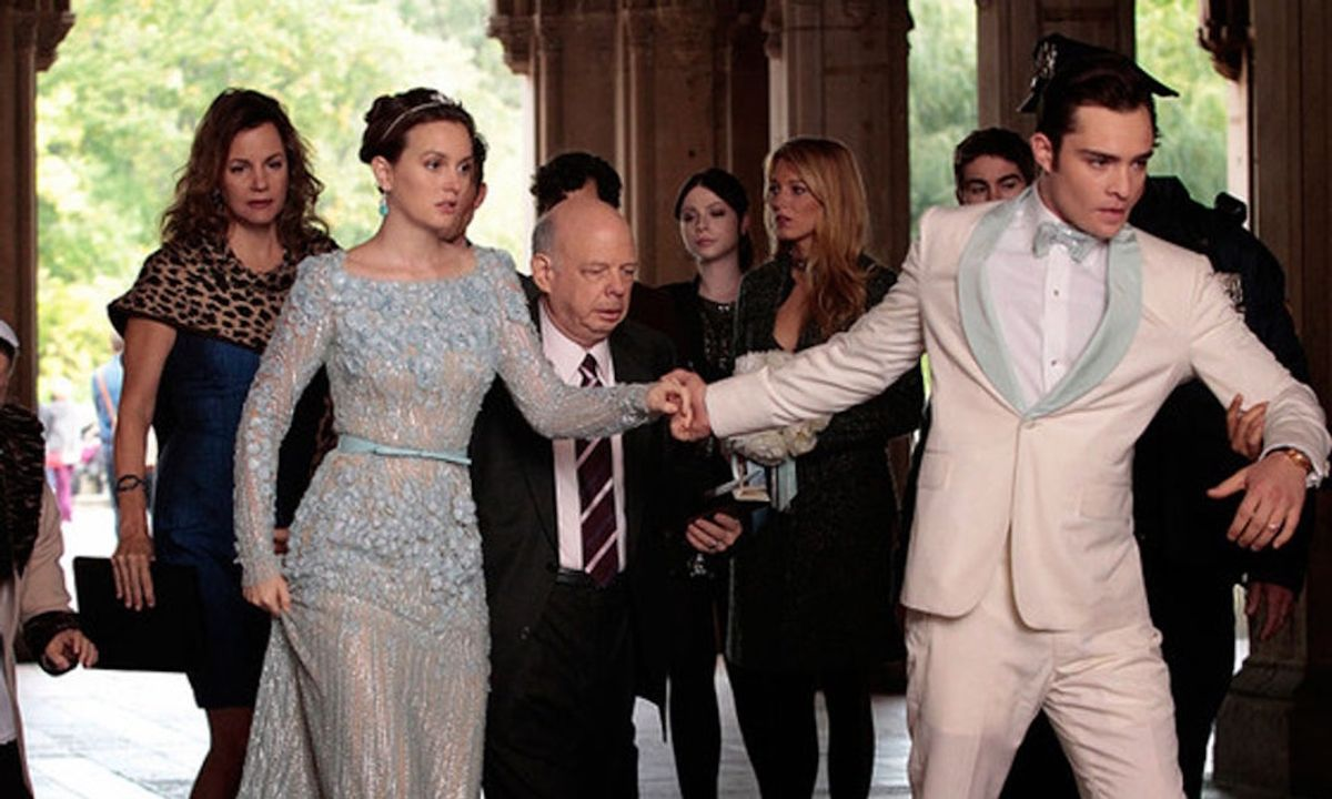 'Where WAS Serena' And 11 Other Thoughts You Have Watching 'Gossip Girl' For The First Time