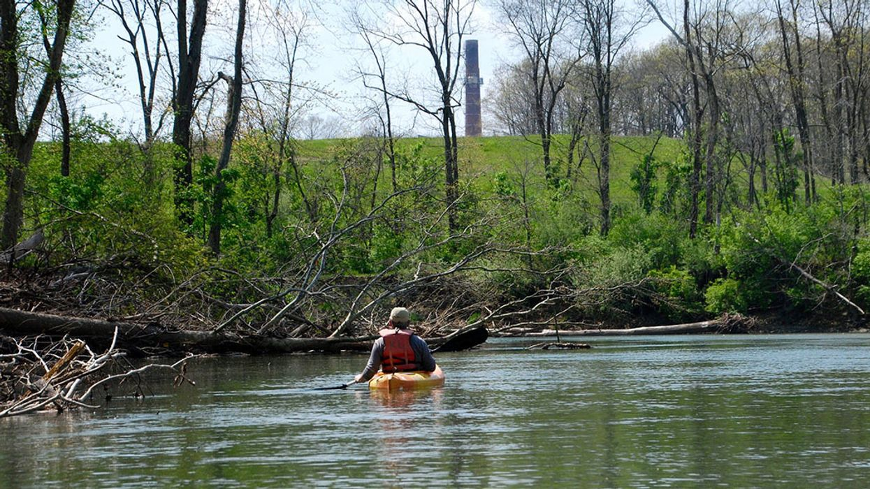 Groups Sue Utility Company for Leaking Coal Ash Into National Scenic River