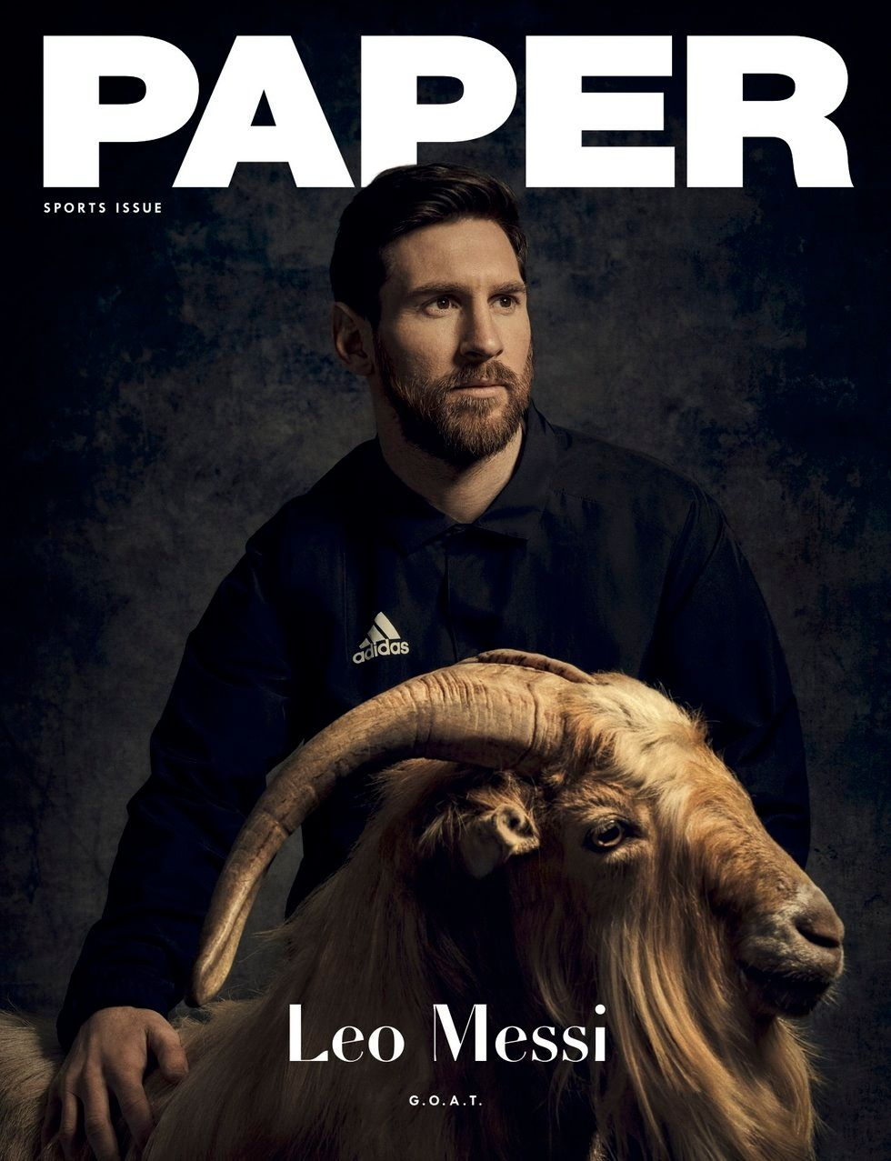 cc63f3c645ed Leo Messi Is the G.O.A.T. - PAPER