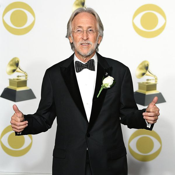 Grammy President Neil Portnow Will Step Down From the Academy