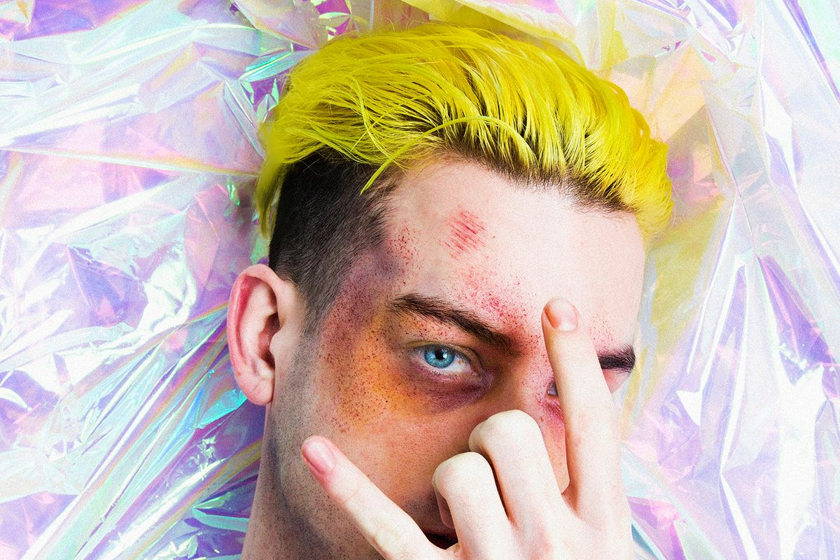 Sakima Makes Sexy Queer Bops with Deep Historical Context
