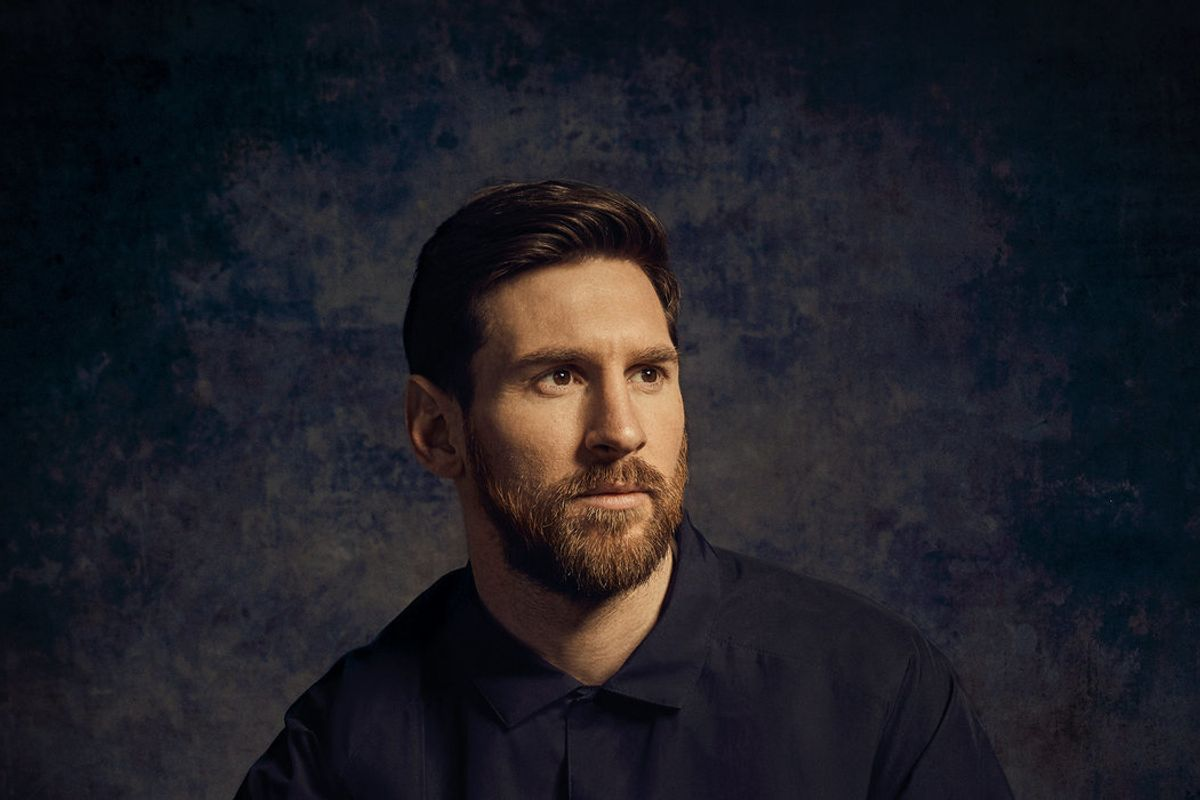 Leo Messi Is the G.O.A.T.